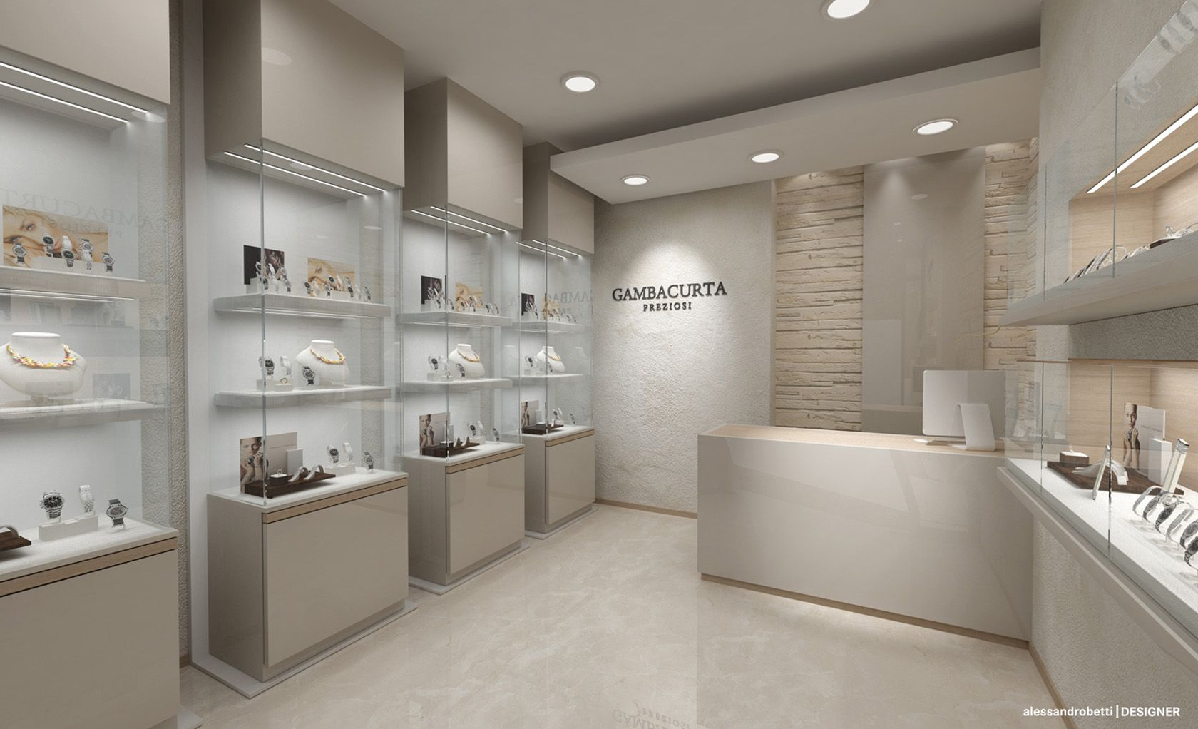 Bmbdecorline arredamento gioiellerie shop in 2019 for Outlet online arredamento design