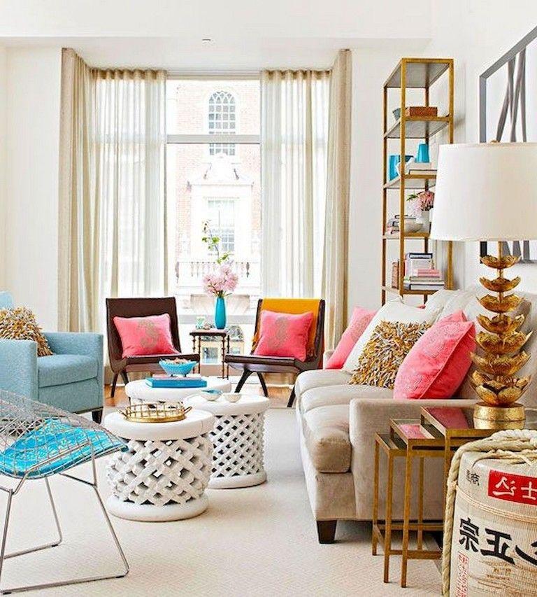 75+ Comfy Apartment Living Room Decor Ideas Living Rooms Living