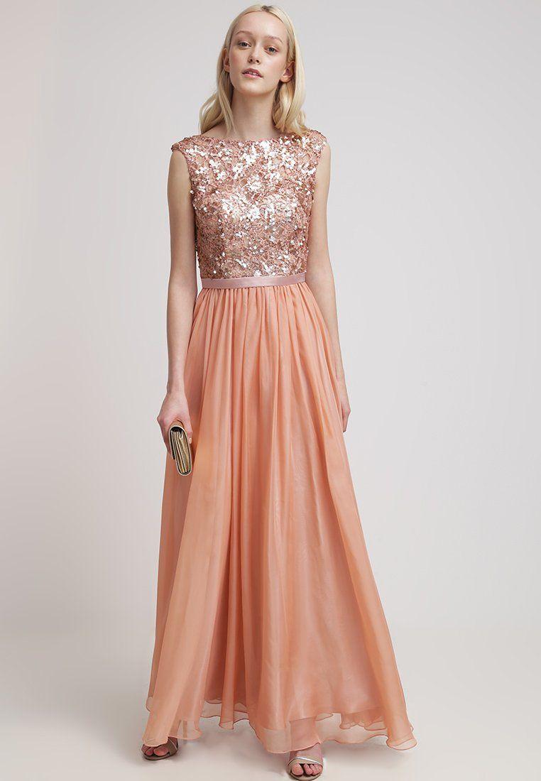 9aa07bb29048 Luxuar Fashion Ballkleid - apricot - Zalando.de   Dresses ...