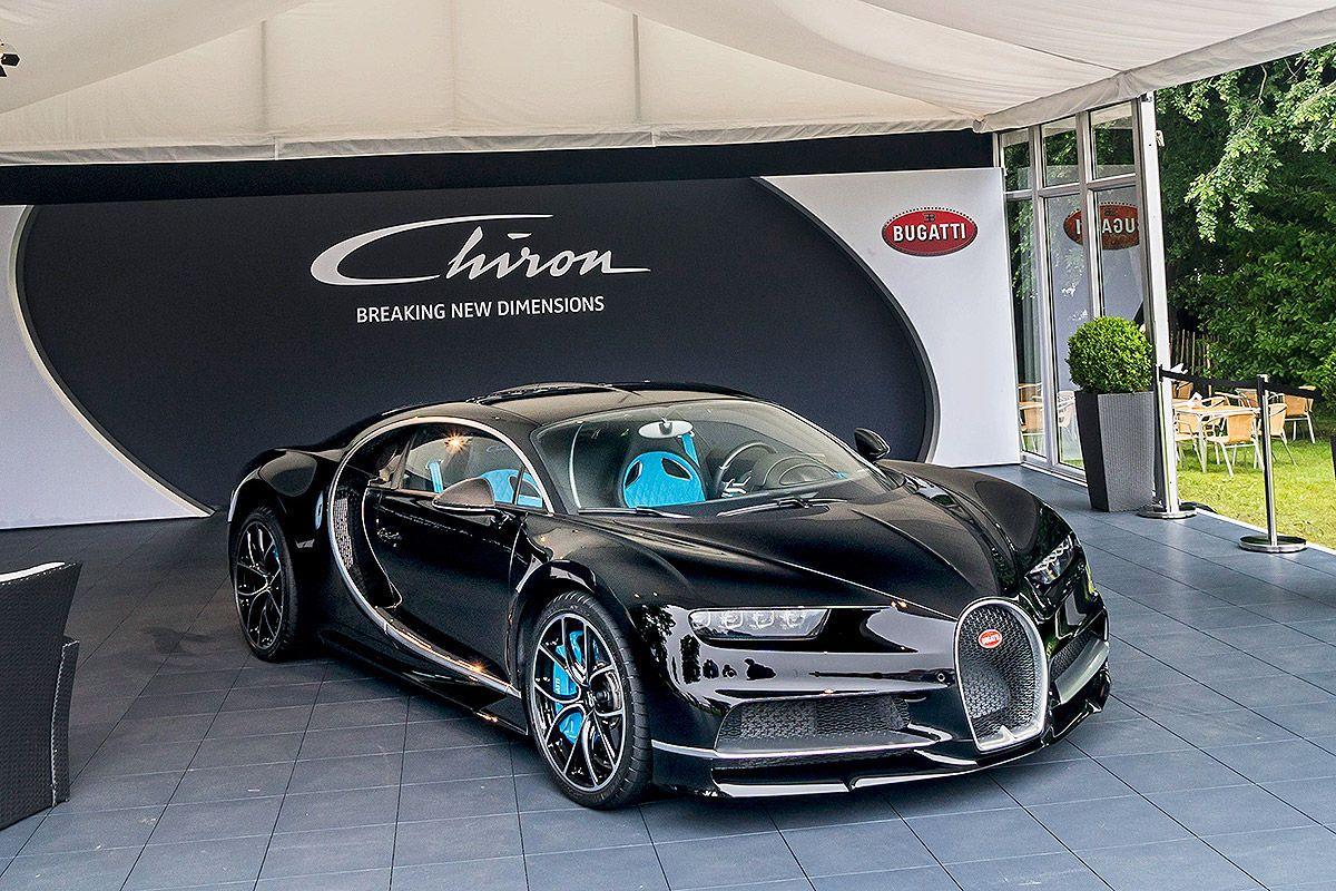 Bugatti Chiron 2016 Im Test Mitfahrt