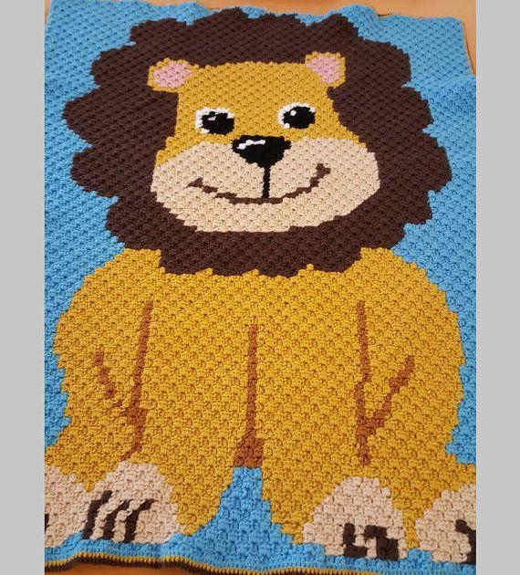 Graphghan chart - C2C crochet pattern - Corner to corner - C2C ...