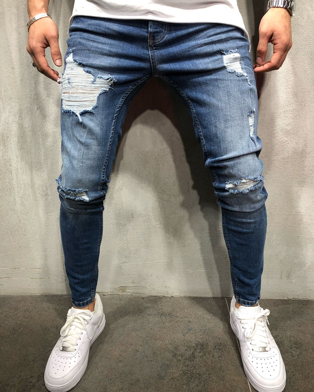 Pin By Santiago Mendez On 2y Premium Pants Mens Trendy Outfits Streetwear Jeans Mens Outfits