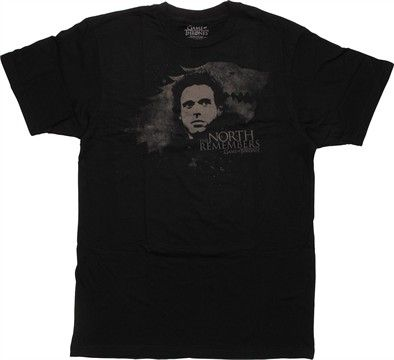 Game of Thrones North Remembers T-Shirt Sheer (SIDE NOTE: ALSO ON DADS XMAS LIST)