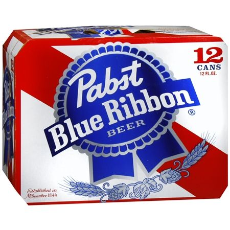 Pabst Blue Ribbon Beer Pabst Blue Ribbon Beer Pabst Blue Ribbon Blue Ribbon