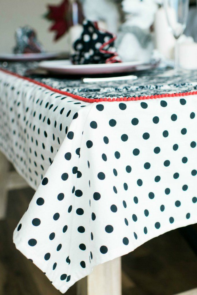 Deck The Halls Tablecloth Deck The Halls Table Cloth Gym Shorts Womens