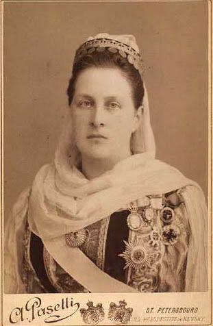 Queen Olga of The Hellenes