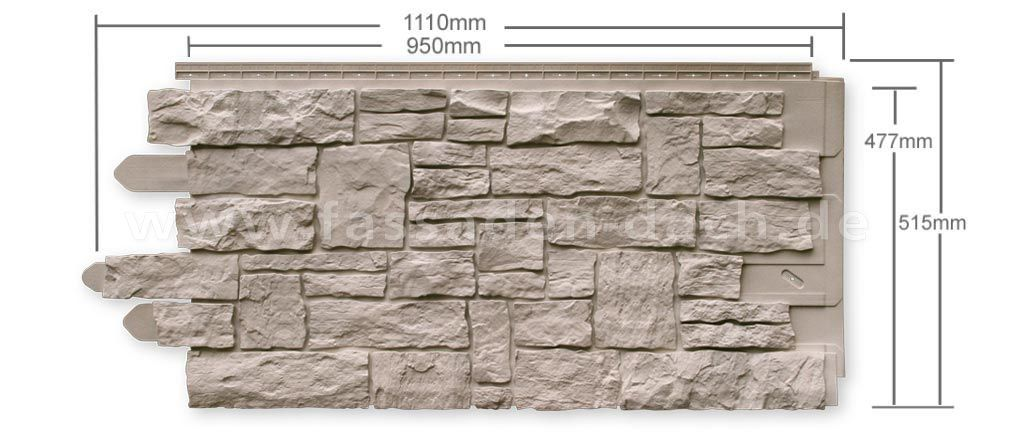 Wandverkleidung Novik Novistone Sk In Steinoptik Wandverkleidung Fassadenplatten Fassade