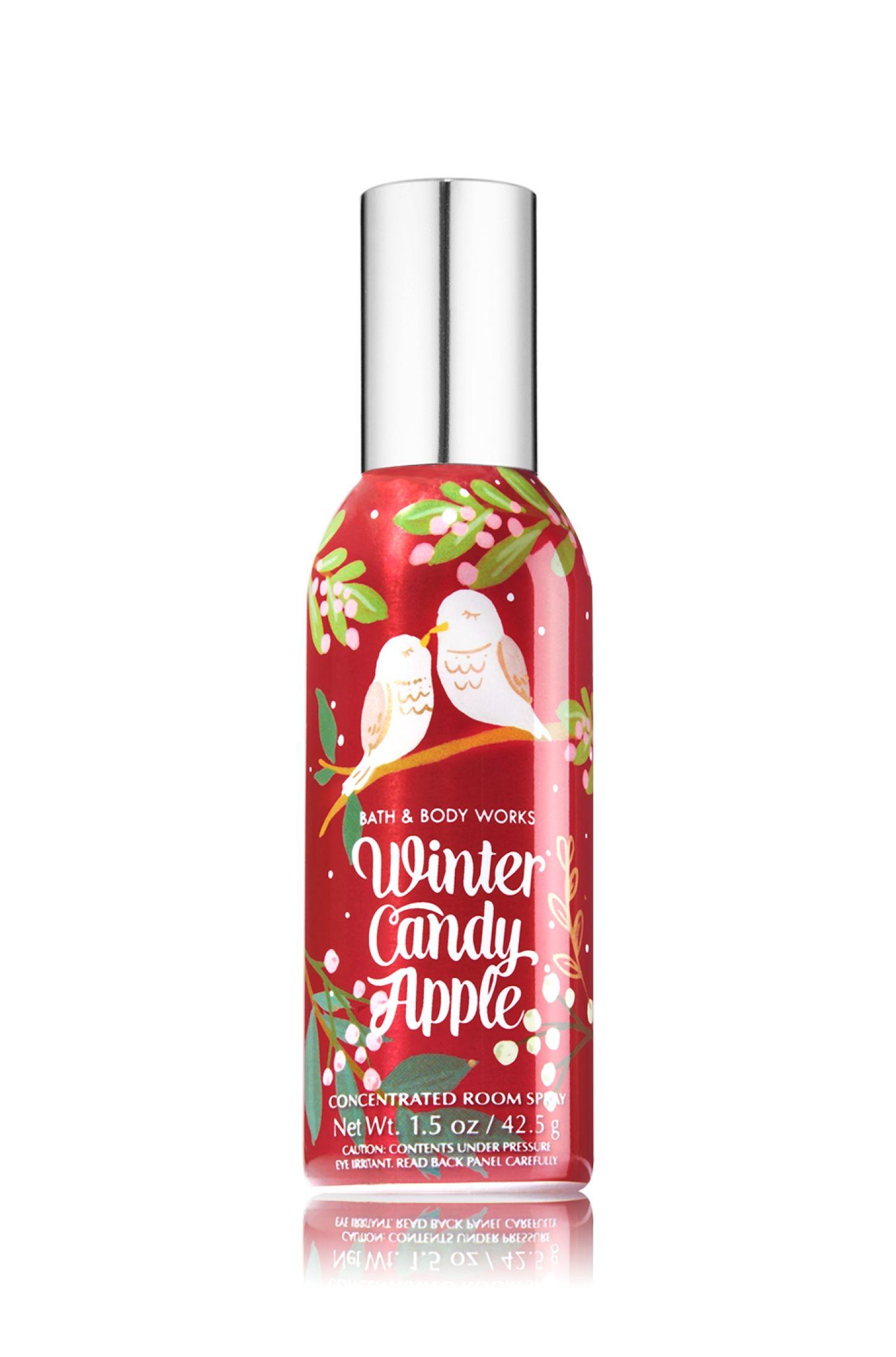 Winter Candy Apple 1.5 oz. Room Perfume - Home Fragrance 1037181 - Bath & Body Works