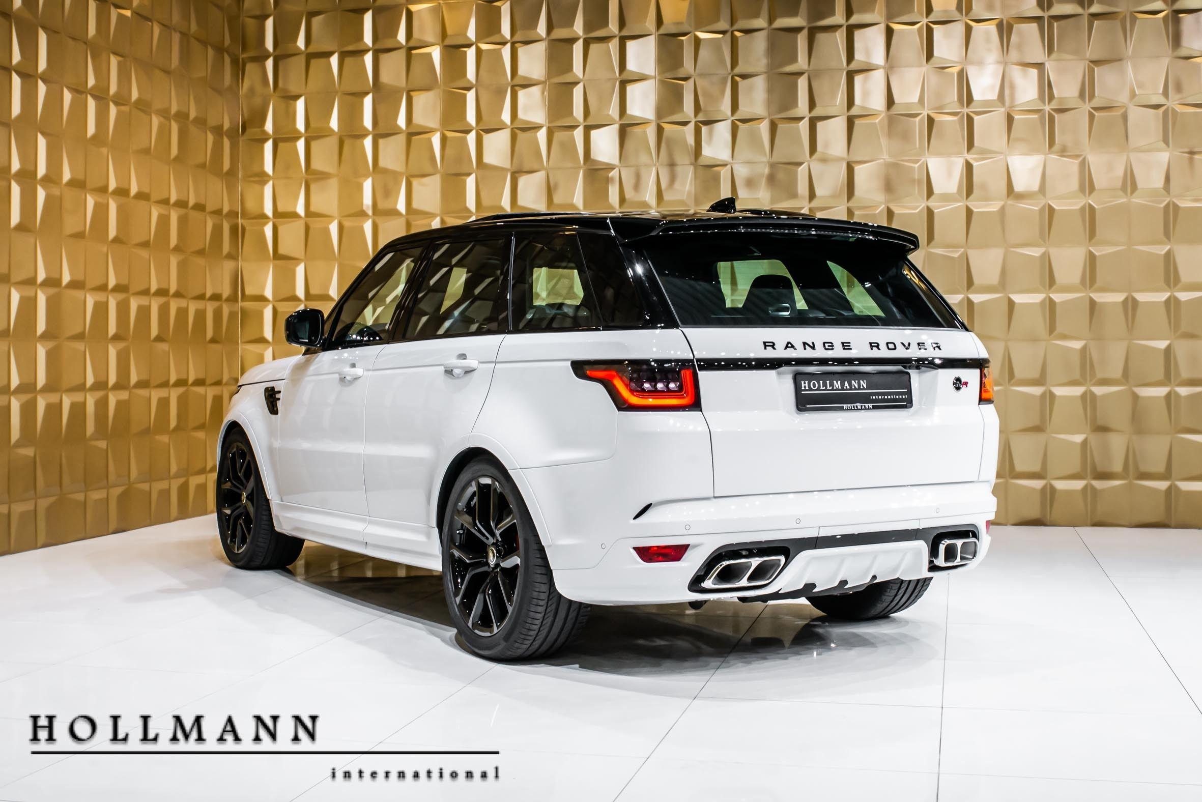 Photo of Land Rover Range Rover Sport 5.0 V8 SVR MY2020 – Hollmann International – Germany