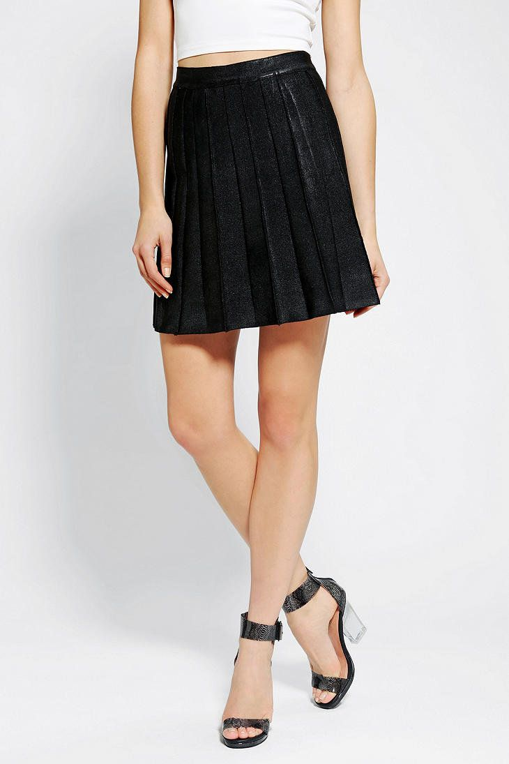 #Urban Outfitters         #Skirt                    #Sparkle #Fade #Pleated #Bandage #Skirt             Sparkle & Fade Pleated Bandage Skirt                                          http://www.seapai.com/product.aspx?PID=1536864