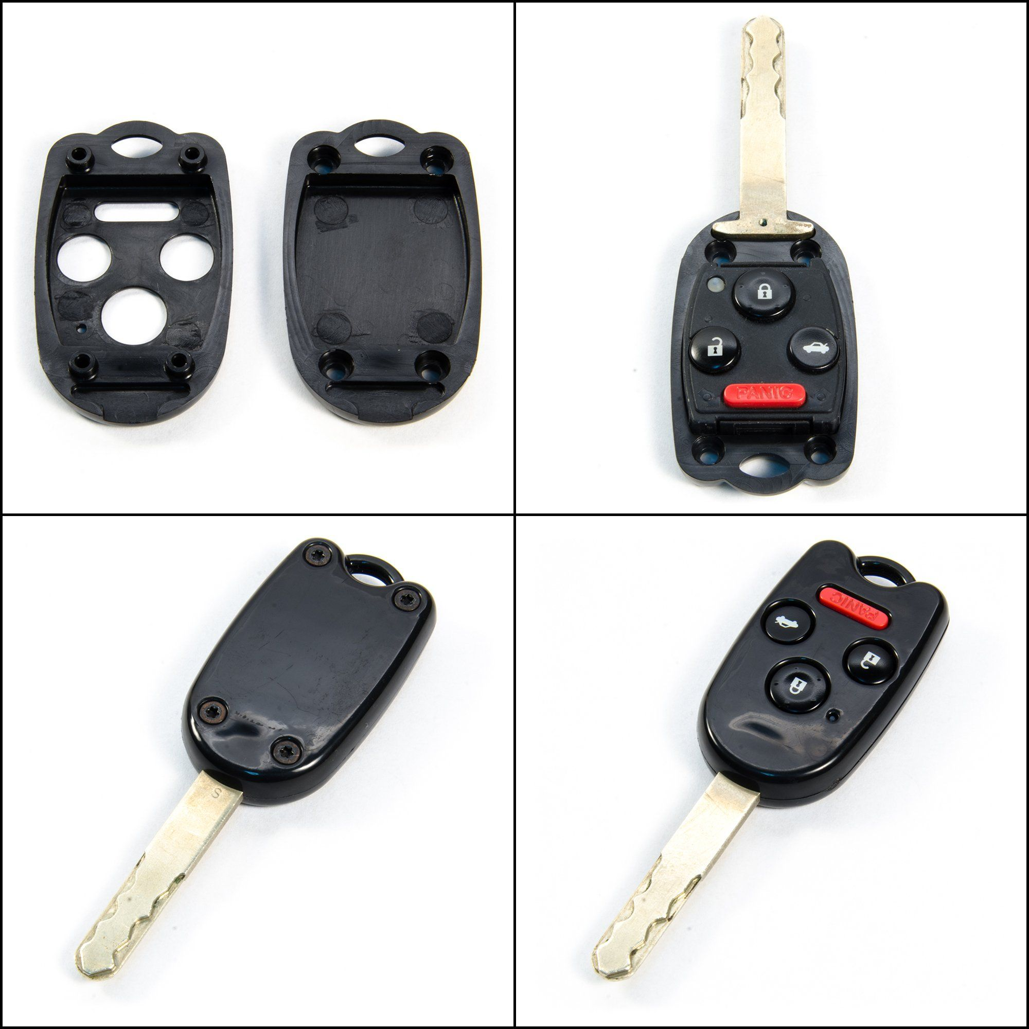 Stauber Best Honda Key Shell Rep Honda Key Key Replacement Honda