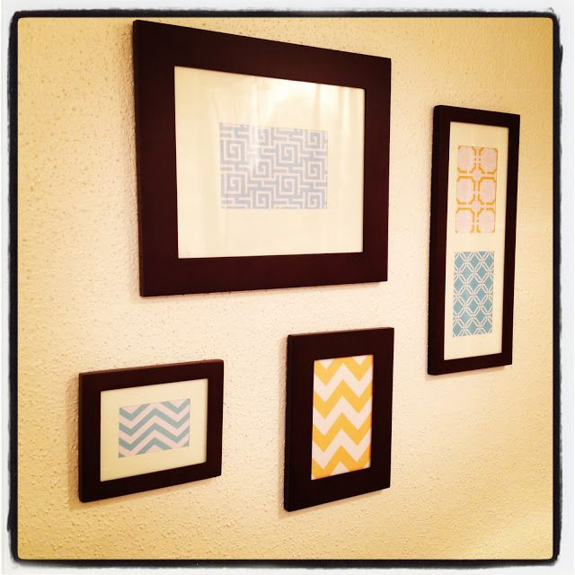 Shares Want an easy and inexpensive way to spruce up any room in your house? All you need is a few cheap frames, nails, hammer, and these adorable FREE printables! First, I found a cheap set of 4 frames at Target. They were on sale for $7. Then, I designed a few simple patterns in …