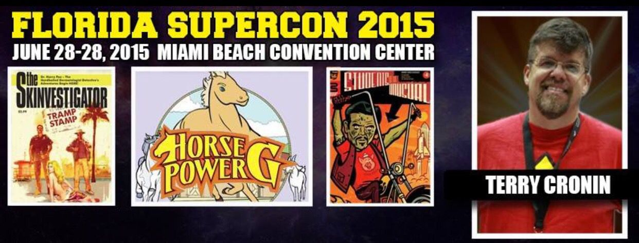 Get ready for #FloridaSupercon | Florida Supercon | Florida