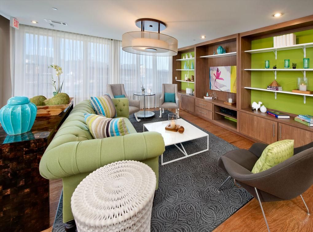 AMLI Lindbergh - Atlanta Apartments - Model apartment ...