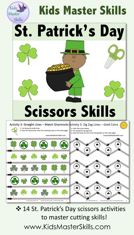 Pin On Beginning Scissors Skills