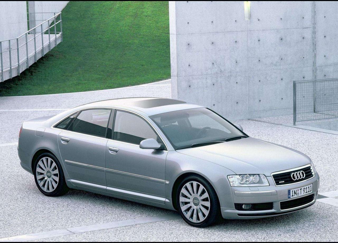 Kelebihan Kekurangan Audi A8 2004 Review