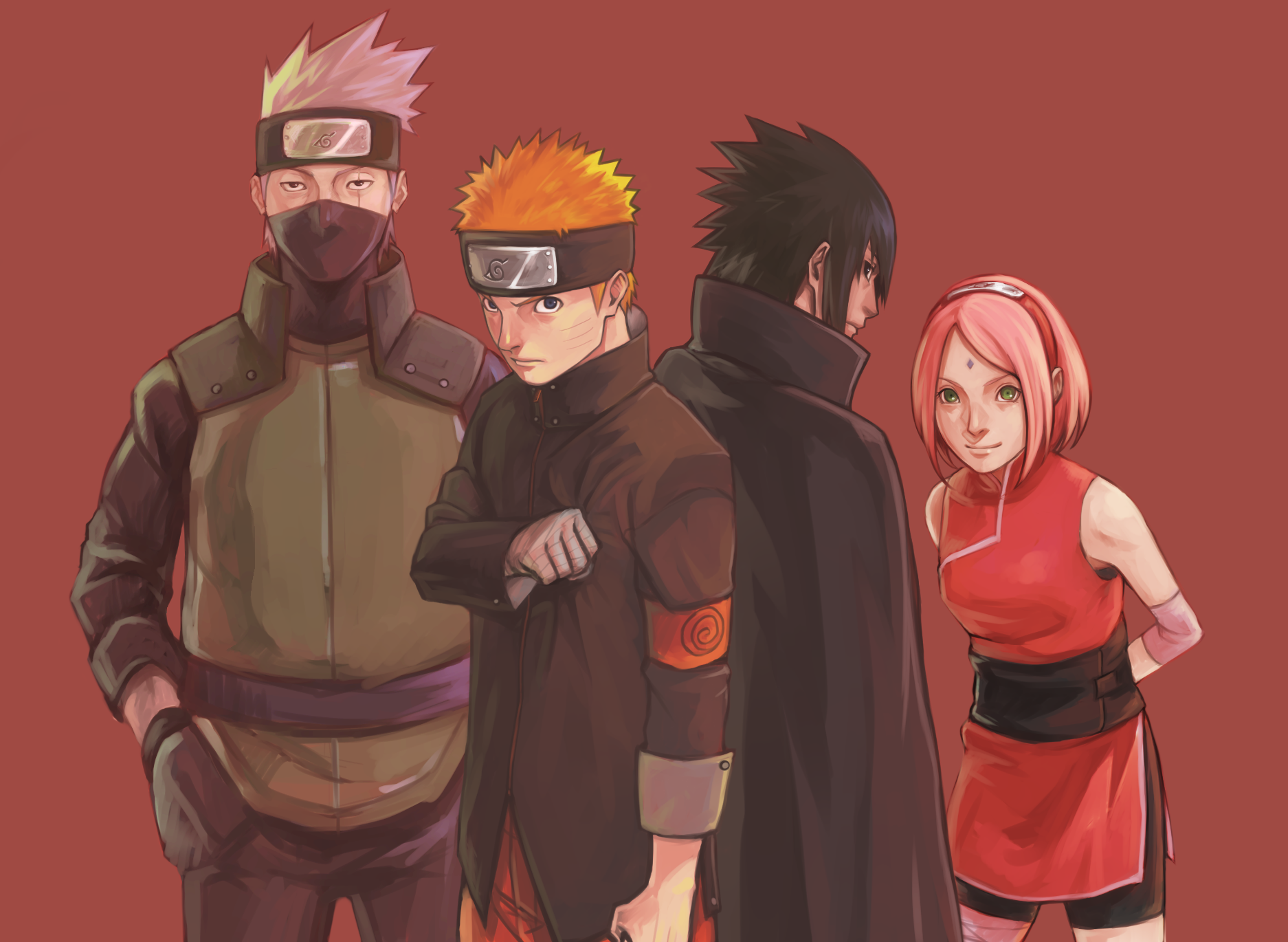 naruto family video - HD 1874×1370