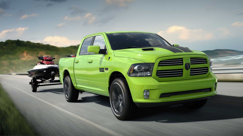 2017 Ram 1500 Sublime Green Limited Edition Truck Ram Trucks Trucks Vacation Shop