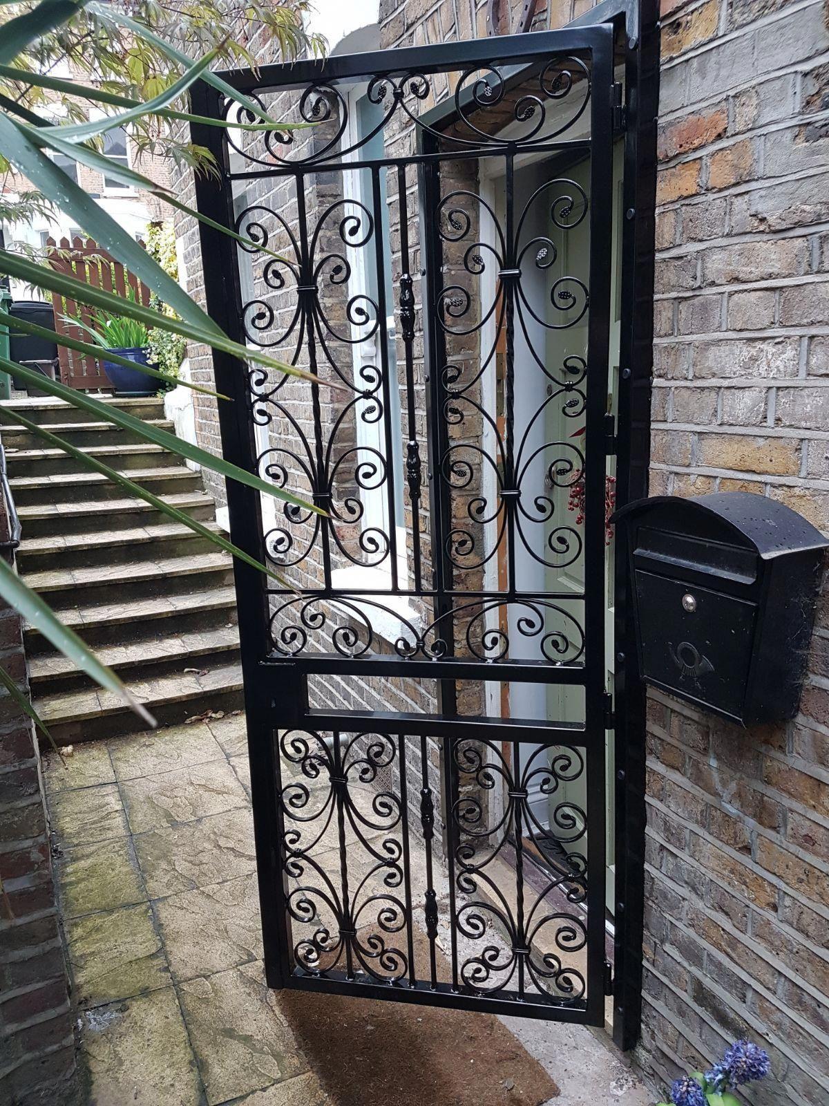 #HomeSecuritySystems | Security door, Security door design ...