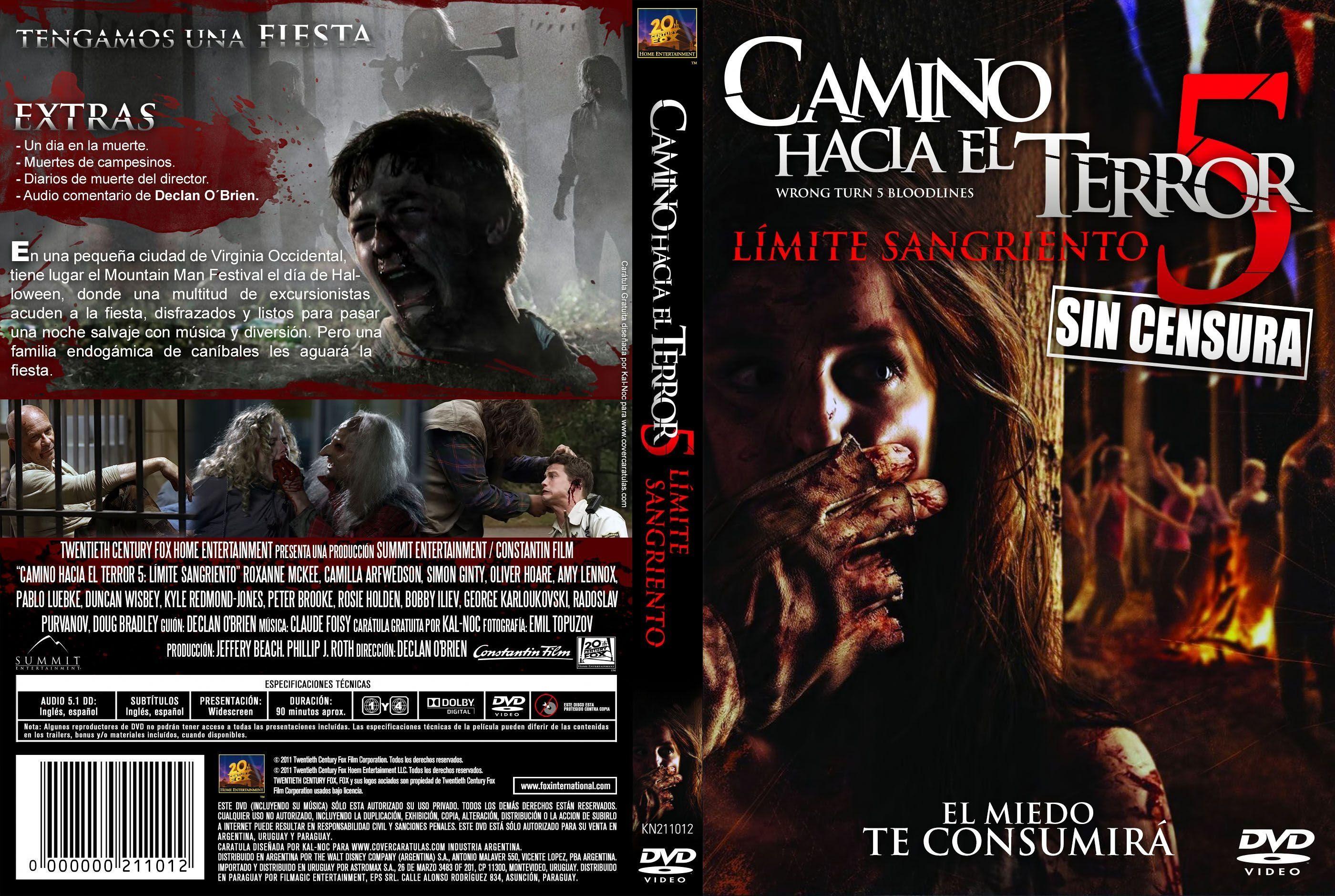 The House Of Sin Dvd ver pelicula camino hacia el terror 5 completas gratis en