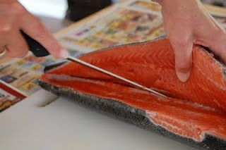 Recipes From The Wild Ego Wrapped Salmon Fillet Salmon Fillets Fillet Salmon