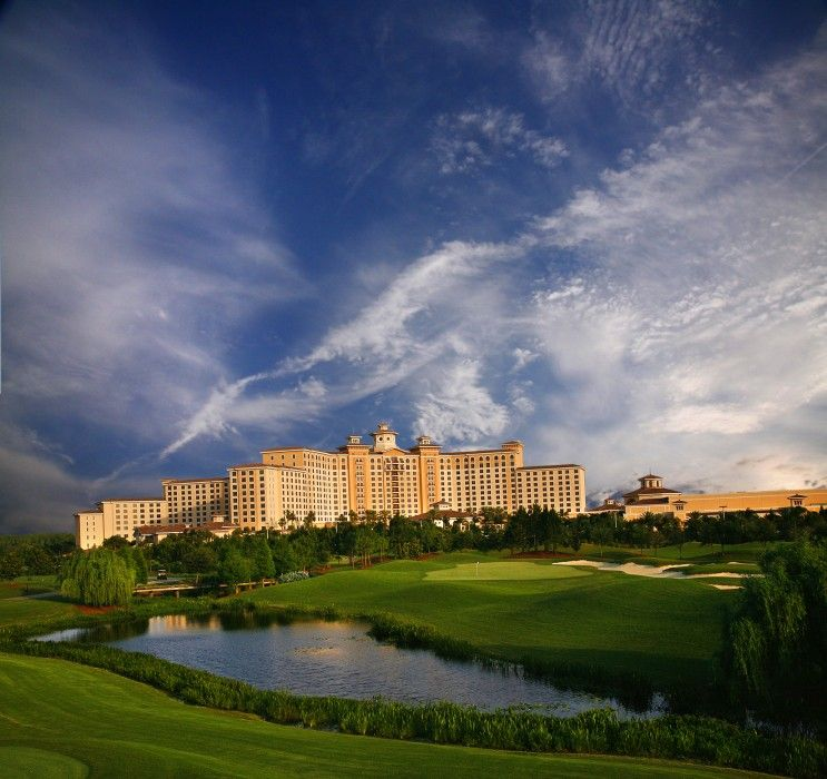 Rosen Shingle Creek Is Nestled On A 230 Acre Site Along
