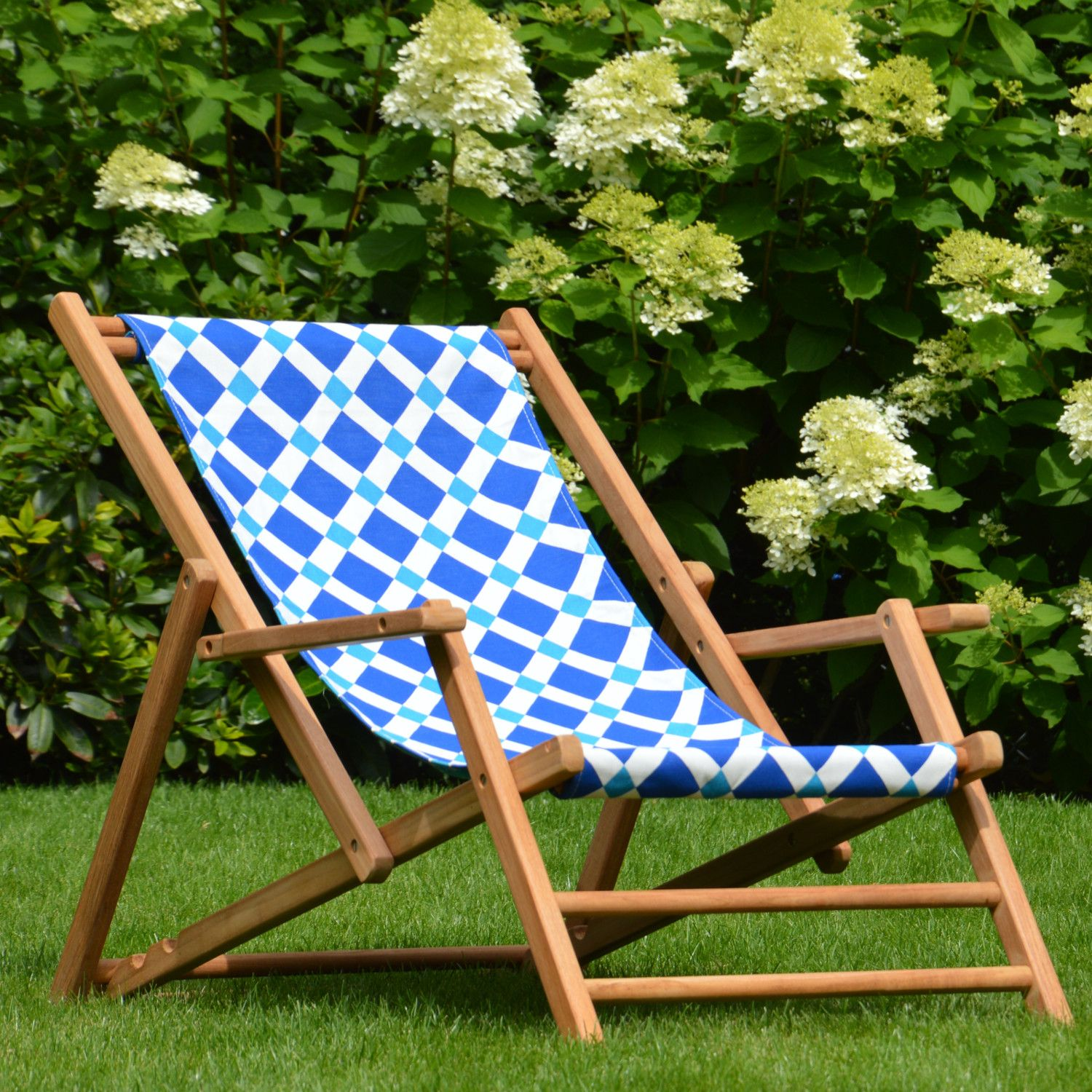 Jan Kurtz Maxx Deckchair Deckchair Outdoor Dekorationen Und