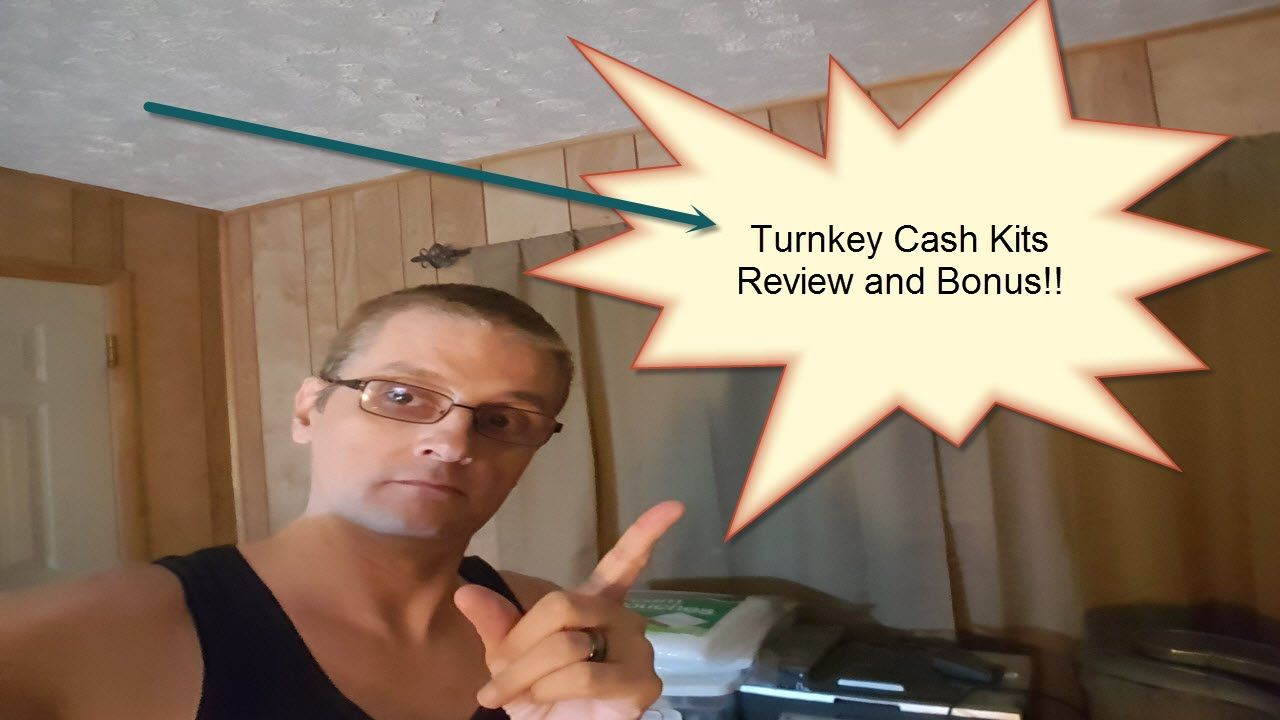 Turnkey Cash Kits Review and Bonus