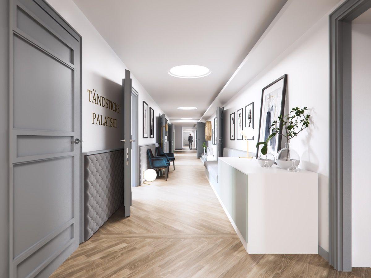 Galjaden Office Stockholm Vsters Interior design Scandinavian