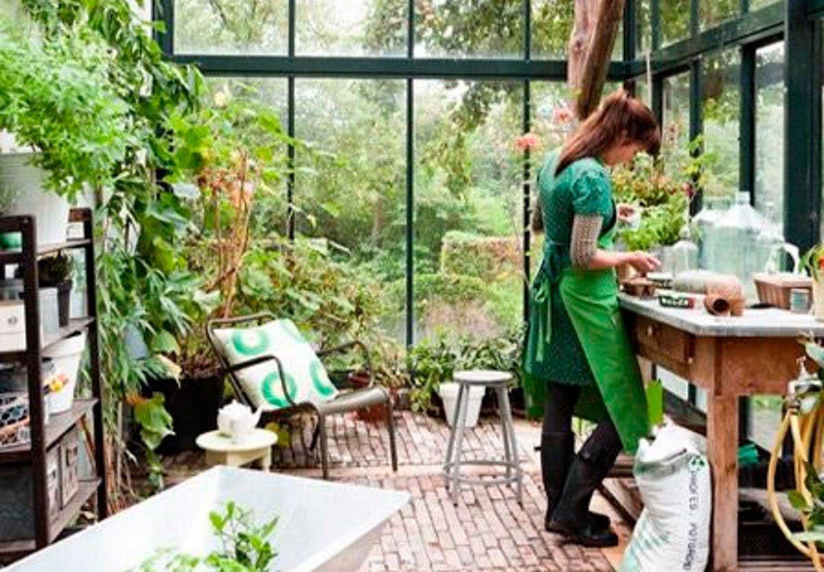 Mange haveejere drømmer om et helt særligt haverum dét
