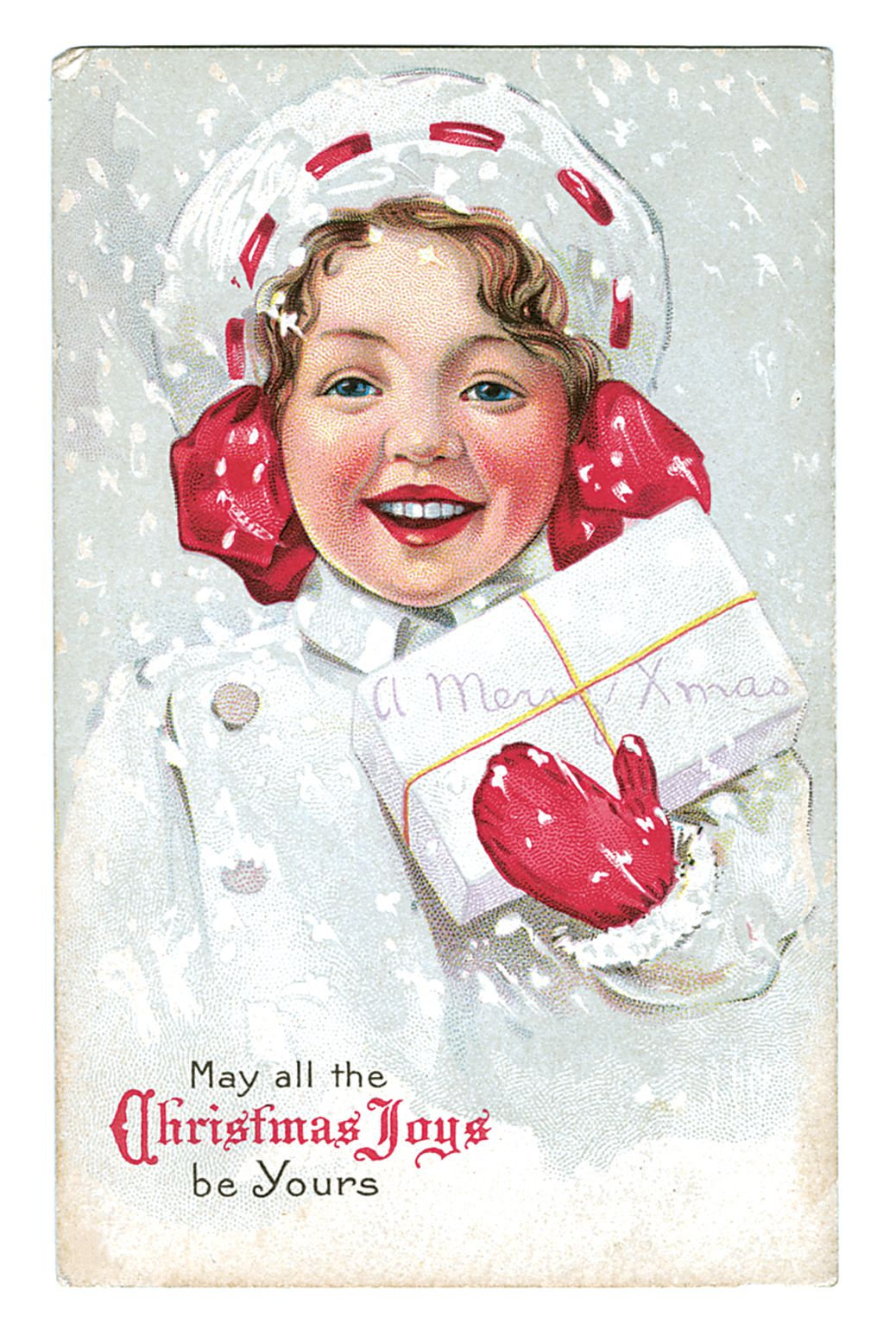 Christmas and New Year cards to early 20th century. LiveInternet ...
