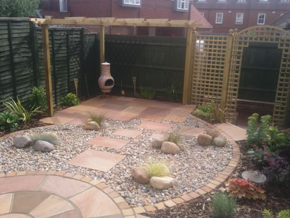 Image result for low maintenance gardens | Low maintenance ... on Low Maintenance Back Garden Ideas id=71761