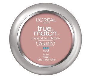 Benefit Dandelion dupe:  L'Oreal True Match Superblendable Blush in Baby Blossom