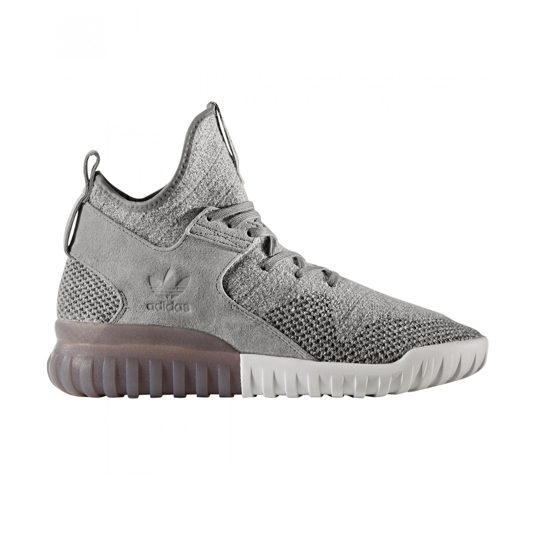 adidas tubular grises