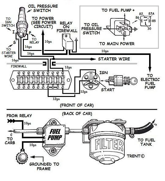 Electric Fuel Pump How To Do It Right Howtorepairbike Car Mechanic Electricity Automotive Mechanic