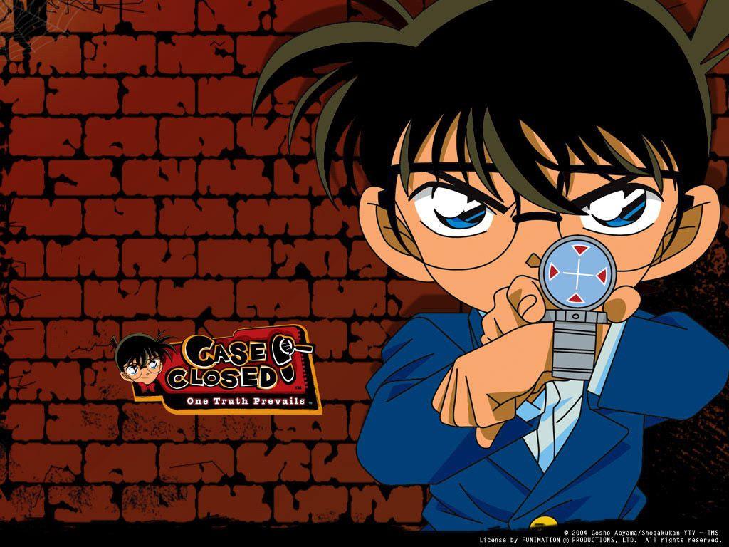 Wallpapers For Desktop Detective Conan Full Hd Wallpaper Animasi