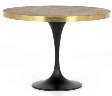 Masonry Concrete 48 Round Dining Table Round Dining Table 48