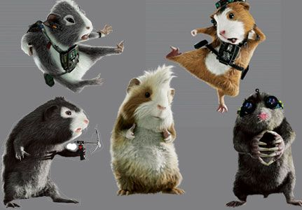 Image Result For G Force Character Character Animals Image