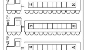 Missing Numbers 1-50 – Eight Worksheets / FREE Printable Worksheets – Worksheetfun