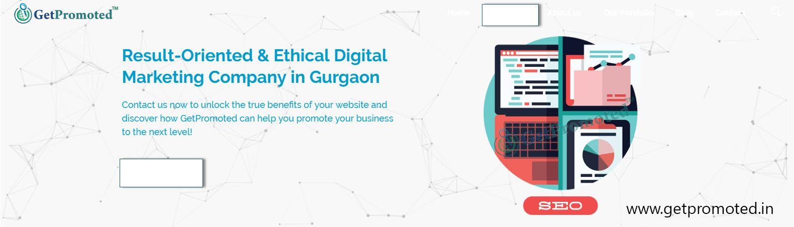 Getpromoted Web Design Development For Companies In India Web Design Digital Marketing Company Design Development