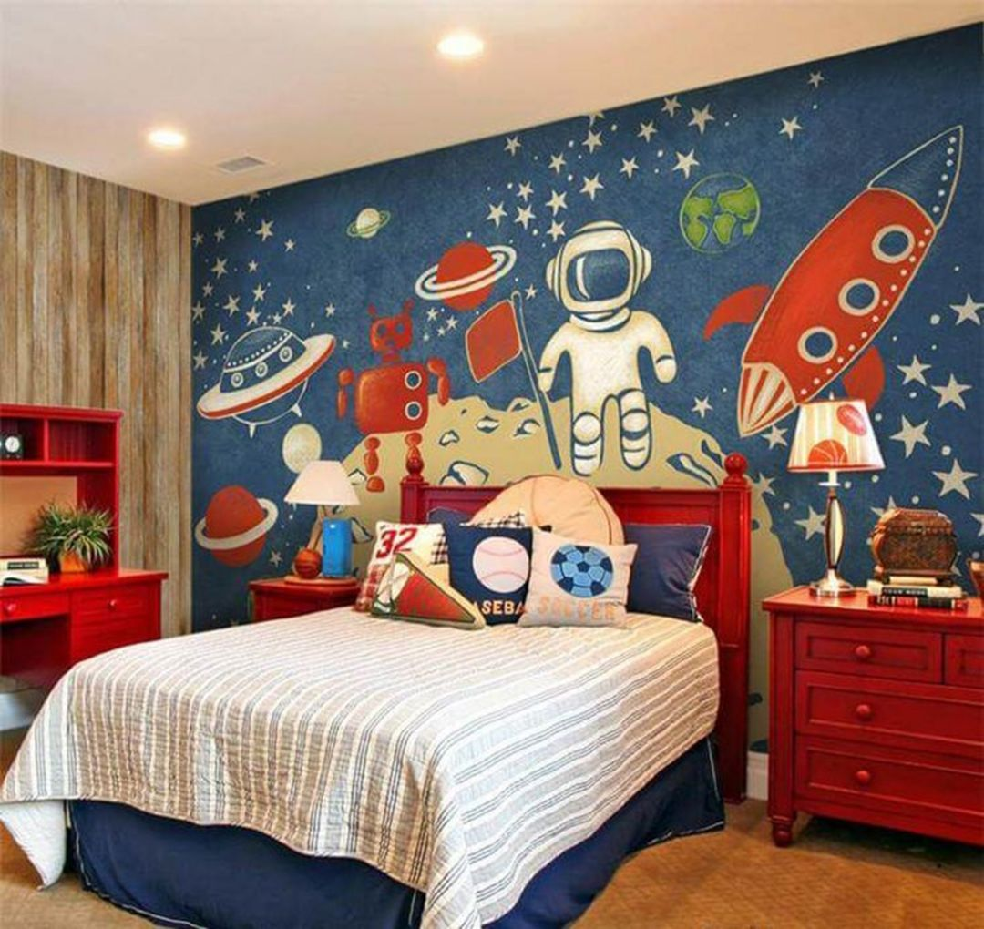 15 Beautiful And Cool Kids Bedroom Decorating Ideas For