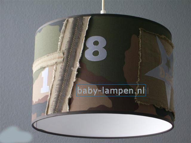stoere lampen voor de jongenskamer - kinderlampen voor, Deco ideeën
