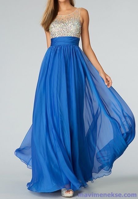 Saks Mavisi Abiye Elbise Modelleri Elbise Elbise Modelleri