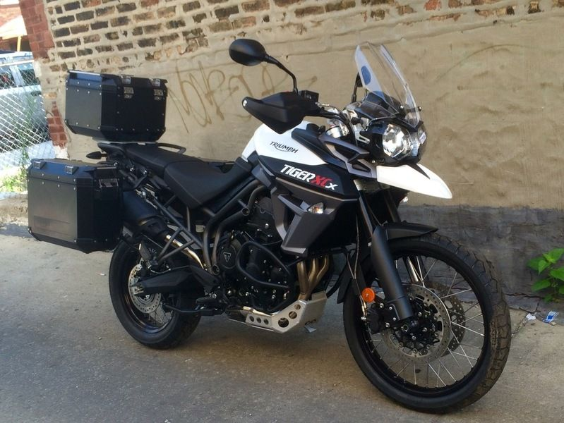 2015 triumph tiger 800 xcx for sale chicago il 186537 triumph tiger pinterest triumph. Black Bedroom Furniture Sets. Home Design Ideas