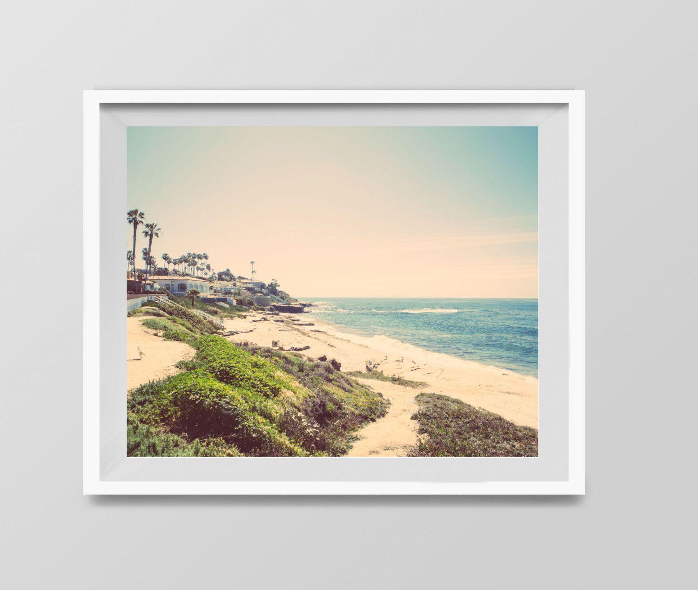la jolla beach surf decor beach photos yellow turquoise la jolla beach surf decor beach photos yellow turquoise sunset