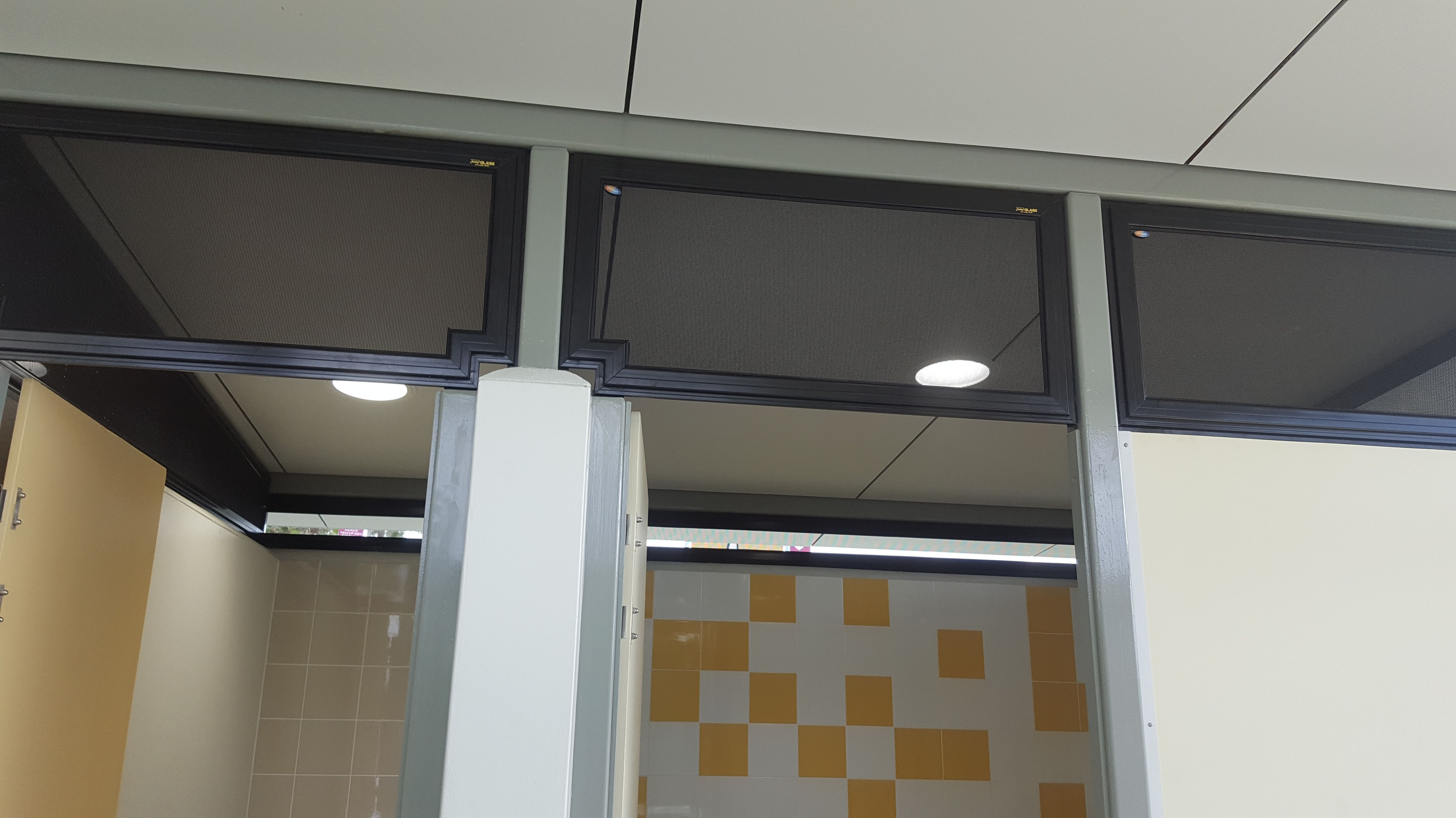 Crimsafe Is Much More Than Just A Security Screen Look Up When You Visit The City Of Gold Coast Amenities Facilities At Runaway Bay You Wi With Images Security Screen