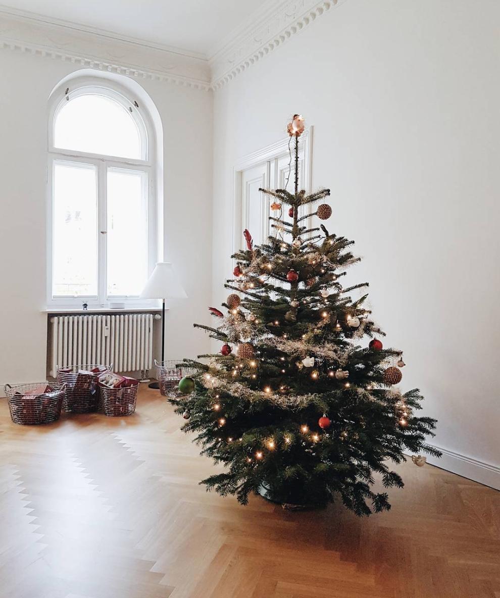 Weihnachtsdeko Lametta.Maison 5 Ideen Für Die Perfekte Weihnachtsdekoration Interior
