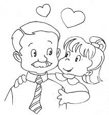 Dibujos Del Dia Del Padre Para Colorear Nocturnar Fathers Day Coloring Page Coloring Pages Coloring Pages For Kids