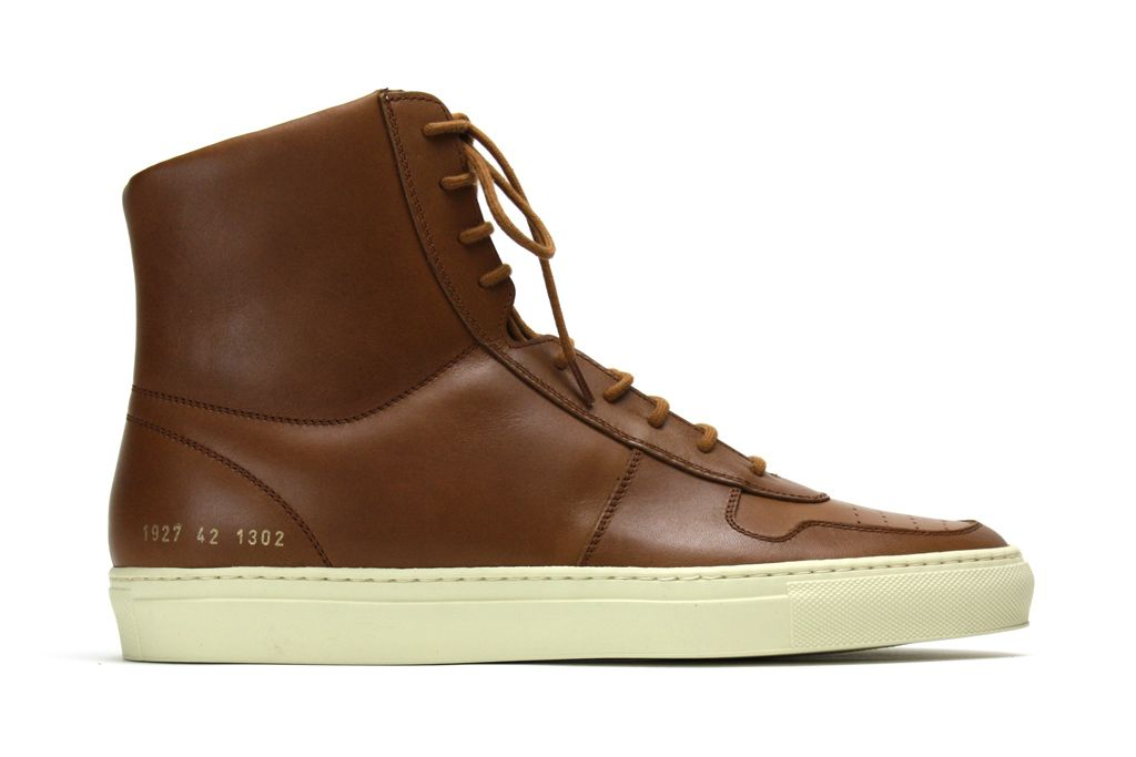 a2cb36425331 Common Projects Vintage Basketball Sneakers