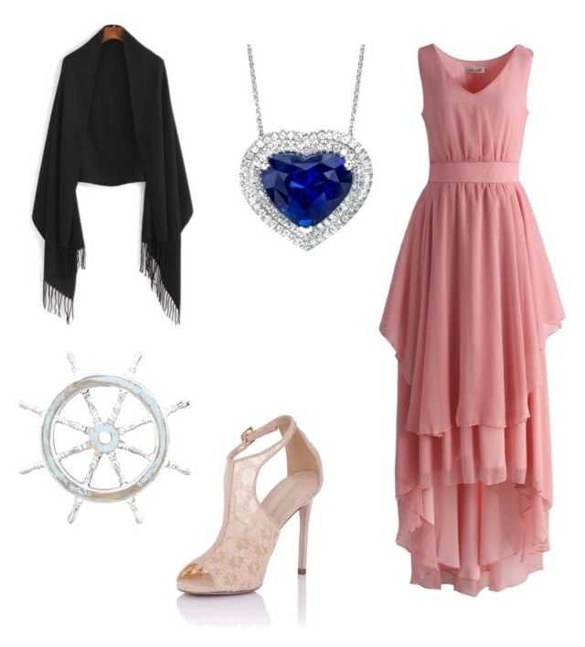 """""""Titanic"""" by tara2481 on Polyvore featuring Chicwish, Little Mistress and Benzara"""